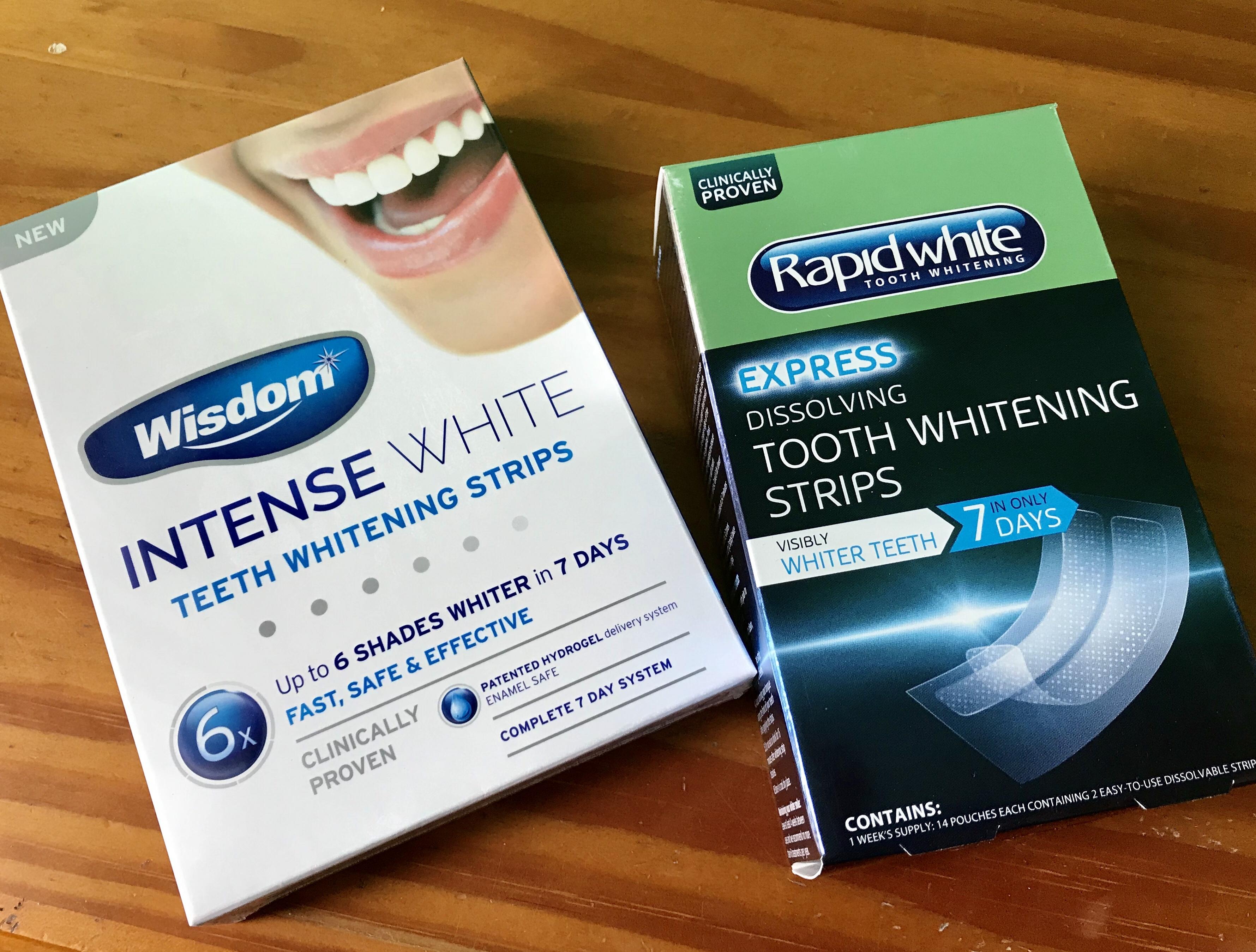 歯 ホワイトニング シート